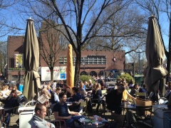 Blog lente - Terras Utrecht - Orange Monday