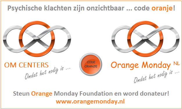 Orange Monday - Code Oranje - OMC + OMF banner 4