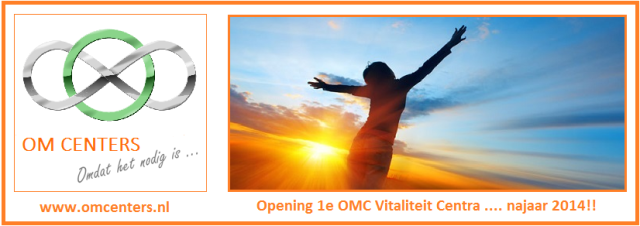 Banner OMC Opening Najaar 2014 - Orange Monday