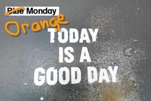 Battle Orange Monday - Blue Monday