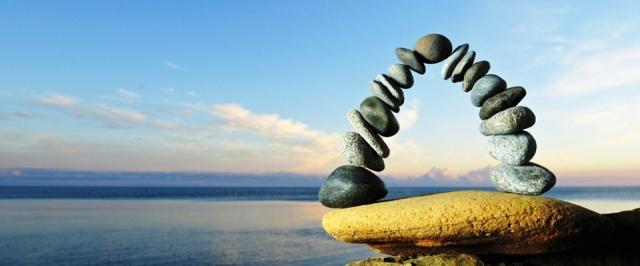 Holistische Gezondheidszorg OMC Vitaliteit Centra stenen en water